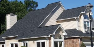 Timberline HD Roof